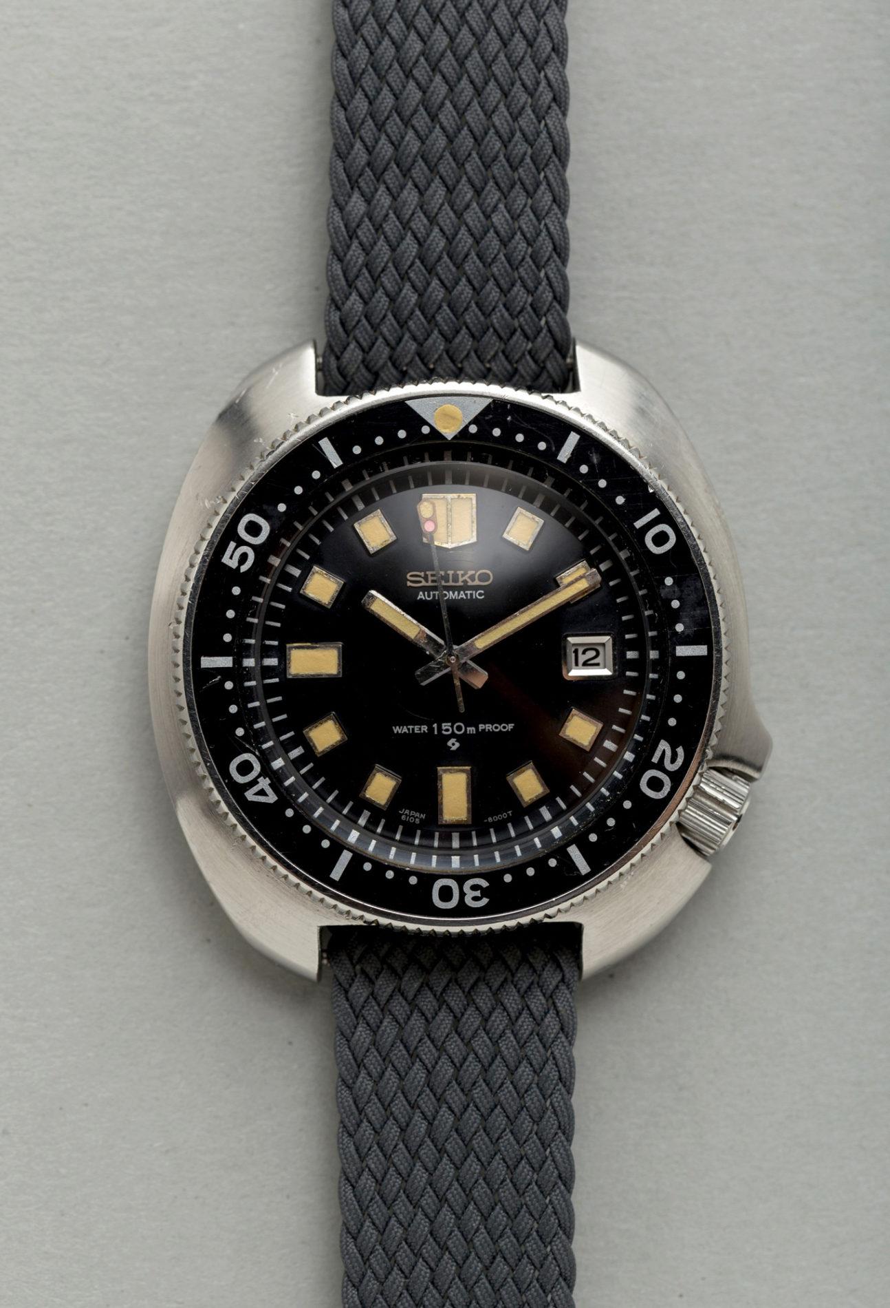 seiko vintage diver ref  6105  u0026 39 martin sheen u0026 39
